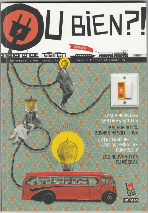 couverture magazine Ou Bien?!